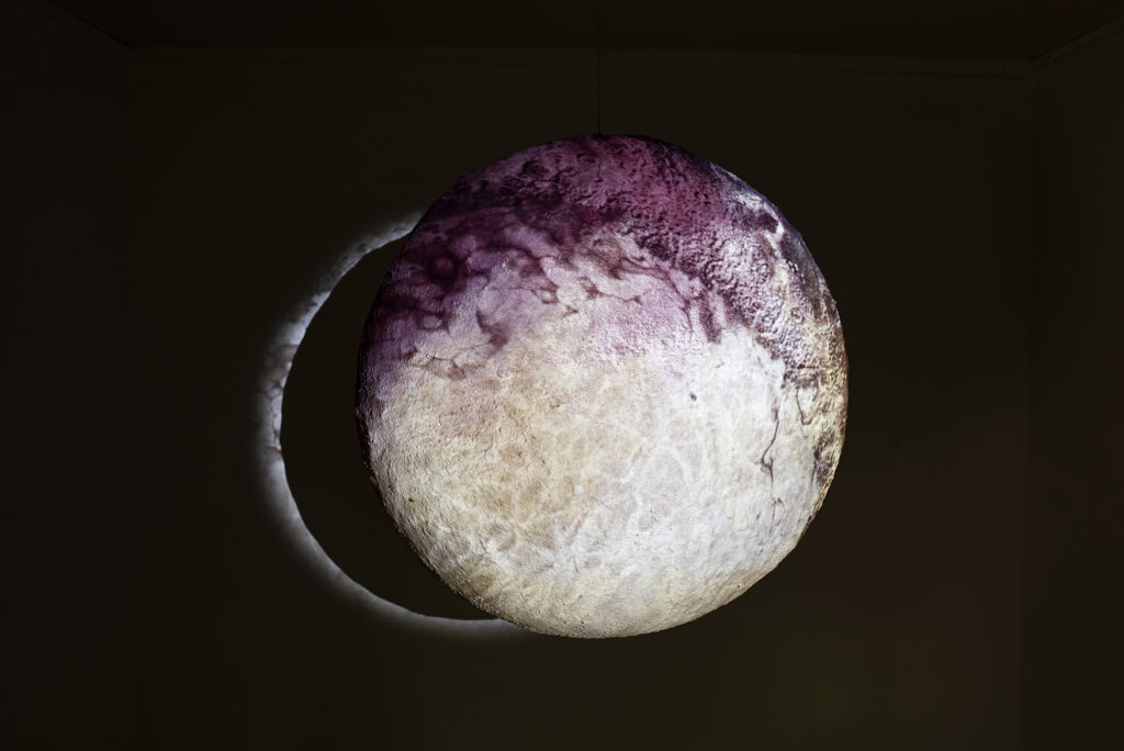 "Felix Contzen – Video-Installation ""Pluto"""