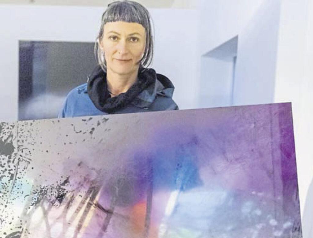 Christine Mann – Fließende Farben