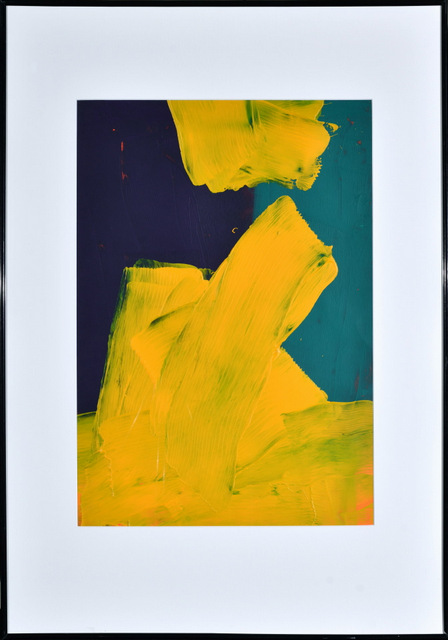 Sahra Kropp – Ohne Titel, 67 x 46 cm (Inventarnummer 1020/231)
